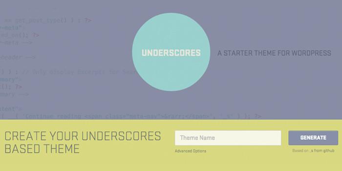 underscores